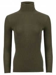 Lady high neck pullover  IVY