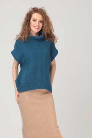 Lady sleeveless pullover MARY